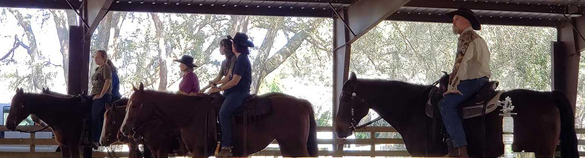 Equine Assisted Therapy for First Responders and Military Veterans