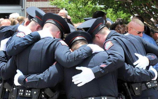 First Responders Deal with Grief